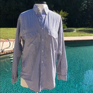Tommy Hilfiger striped button-down longsleeve